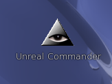 Unreal Commander Icon